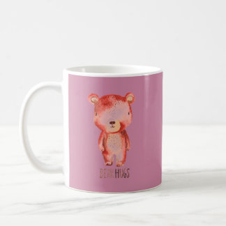original little brown bear coffee mug