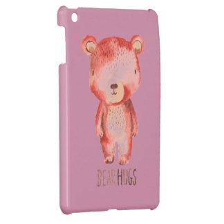 Original little brown bear design cover for the iPad mini