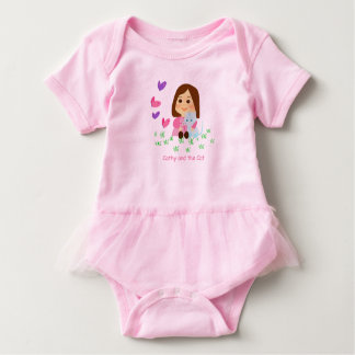 Original Mameluco for babies with Cathy and the Baby Bodysuit