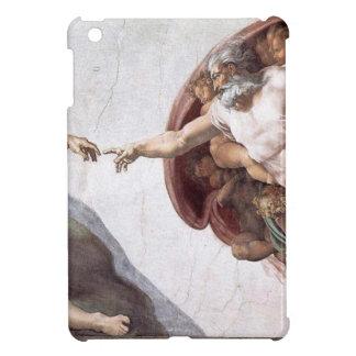 Original Michelangelo paint in sistin chapel Rome iPad Mini Case