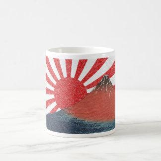 Original Mount Fuji Design Coffee Mug