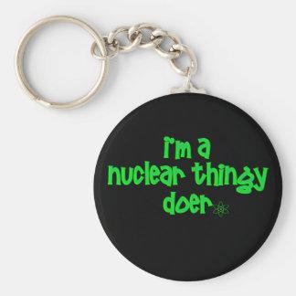 Original Nuclear Design Keychain
