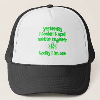 Original Nuclear Trucker Hat