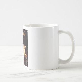 """Original paint """"La crocifissione di s Pietro"""" Coffee Mug"""