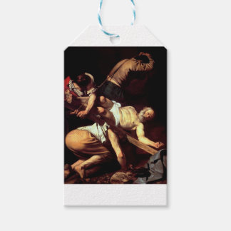 "Original paint ""La crocifissione di s Pietro"" Pack Of Gift Tags"