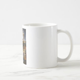 "Original paint ""the Transfiguration"" Raffaello Coffee Mug"