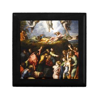 "Original paint ""the Transfiguration"" Raffaello Gift Box"