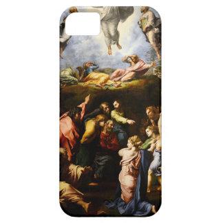 """Original paint """"the Transfiguration"""" Raffaello iPhone 5 Cases"""
