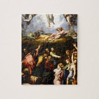 "Original paint ""the Transfiguration"" Raffaello Jigsaw Puzzle"