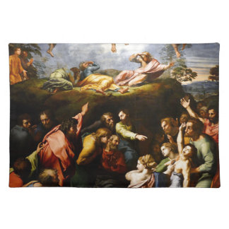 "Original paint ""the Transfiguration"" Raffaello Placemat"