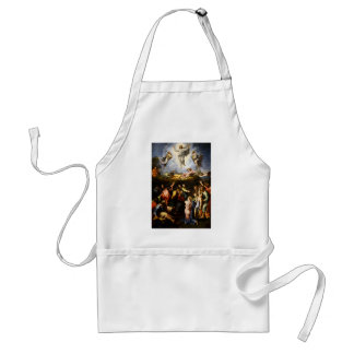 "Original paint ""the Transfiguration"" Raffaello Standard Apron"