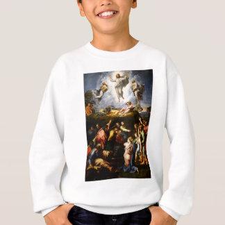 "Original paint ""the Transfiguration"" Raffaello Sweatshirt"