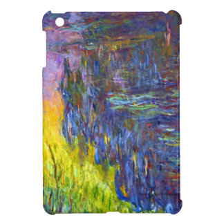 "Original paint ""The Water Lilies"" by Claude Monet iPad Mini Cover"