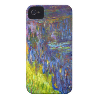"Original paint ""The Water Lilies"" by Claude Monet iPhone 4 Cover"
