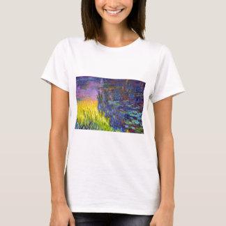 "Original paint ""The Water Lilies"" by Claude Monet T-Shirt"