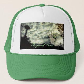 Original Peace Irie Needle Green Snapback Trucker Hat