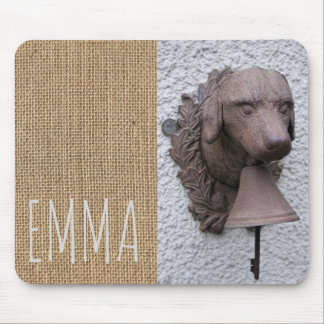 Original personalized Mousepad Dog Year 2018