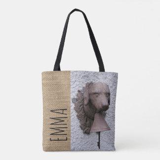 Original personalized Tote Bag Dog Year 2018