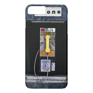 Original phone booth iPhone 7 plus case