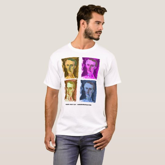Original portrait painting T-Shirt