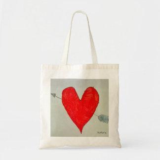 original purse heart tote bag