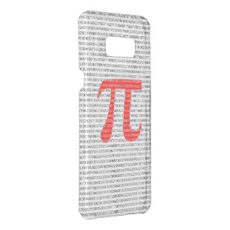 Original red number pi day mathematical symbol uncommon samsung galaxy s8 plus case