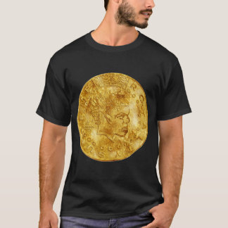 Original Rulers Coin (Gold/ Black) T-Shirt