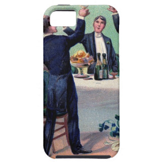 Original Saint patrick's day drink vintage poster iPhone 5 Case