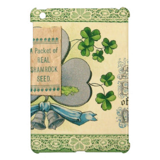 Original St Patrick's day vintage irish draw iPad Mini Covers