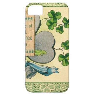 Original St Patrick's day vintage irish draw iPhone 5 Case
