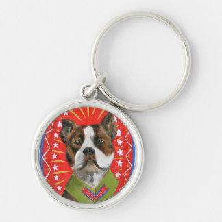 Original Stubby Dog Key Chain