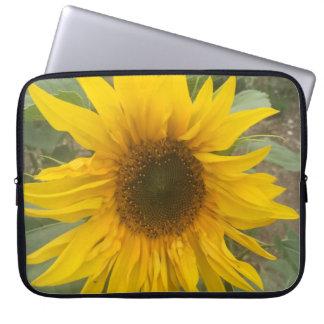 Original sunflower eletronic ,laptop bag, sleeve