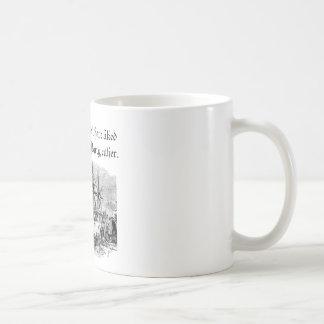 Original Tea Party Classic White Coffee Mug