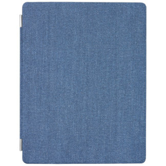 Original textile fabric blue fashion jean denim iPad cover