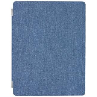 Original textile fabric blue fashion jean denim iPad cover