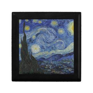 Original the starry night paint gift box