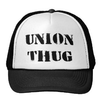 Original Union Thug Truckers Hat