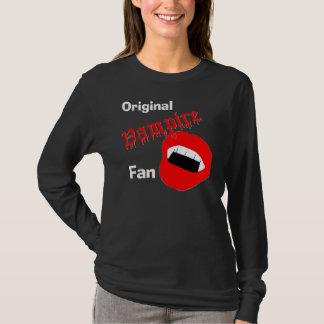 Original Vampire Fan T-Shirt