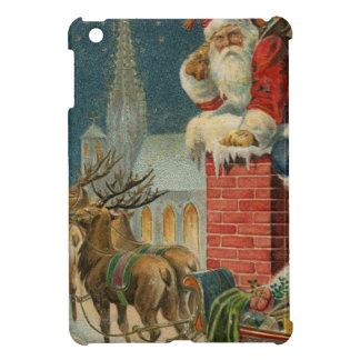Original vintage 1906 Santa clous poster Case For The iPad Mini