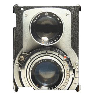 Original vintage camera iPad cover