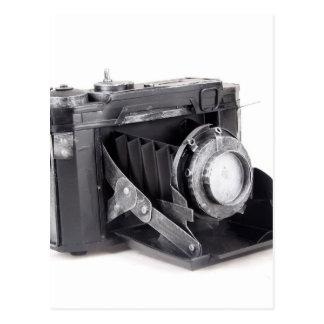 Original vintage camera postcard