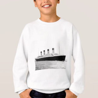 Original vintage photo of Titanic Sweatshirt