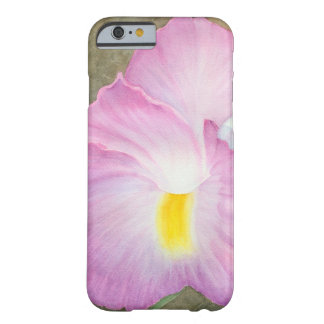 Original Watercolor of a Rare Flower Barely There iPhone 6 Case