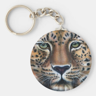original watercolor painting keychain