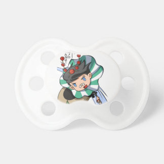 Originator empty tsu Kazetarou English story Mount Pacifier