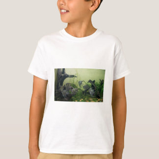 Orinoco Angelfish Kid's T-shirt