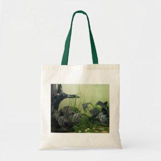 Orinoco Angelfish Tote Bag