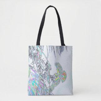 Oriole Art Tote Bag