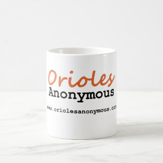 Orioles Anonymous - Site Logo Mug