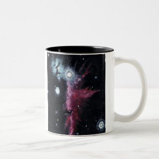 Orion and Horsehead Nebula mug